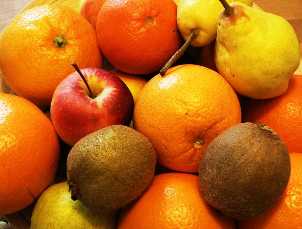 Obst ist gesund
