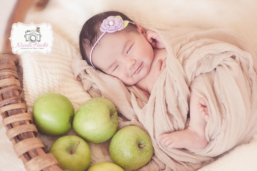 Obst macht glücklich ;-)