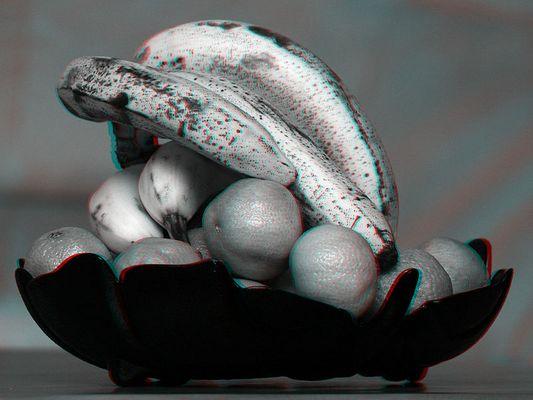 Obstschale 3D