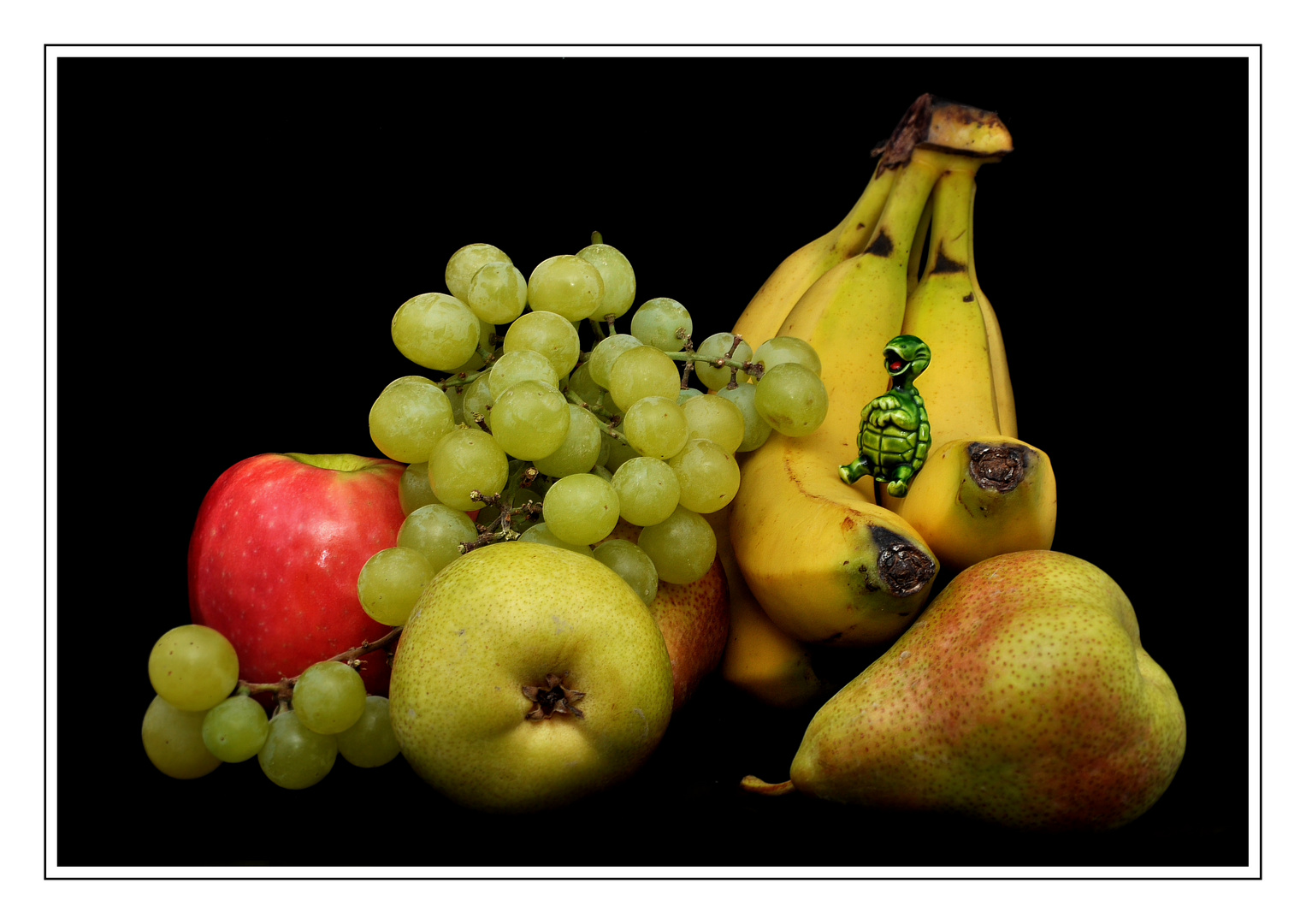 Obsttag . . .
