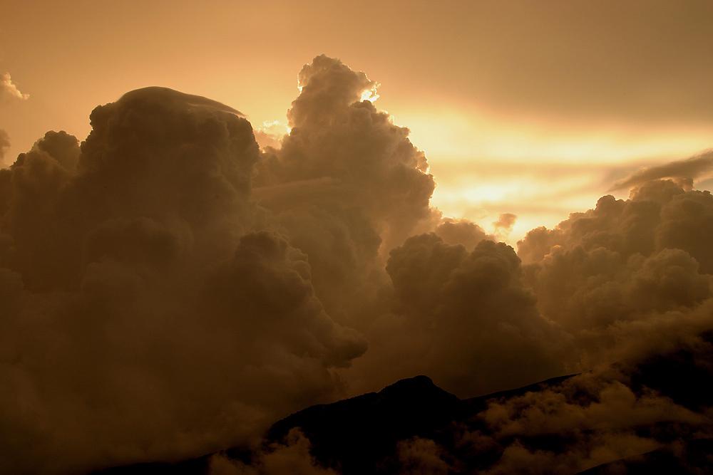 Obudu Sunset,die Zweite
