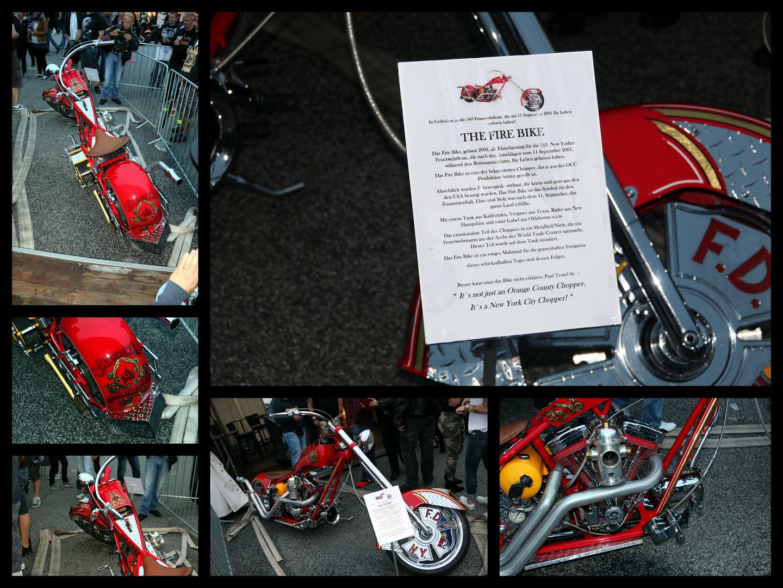 OCC Fire Bike