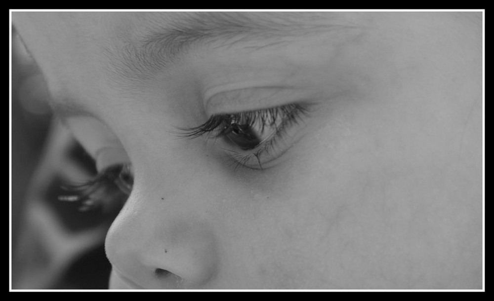 Occhi da bimbo