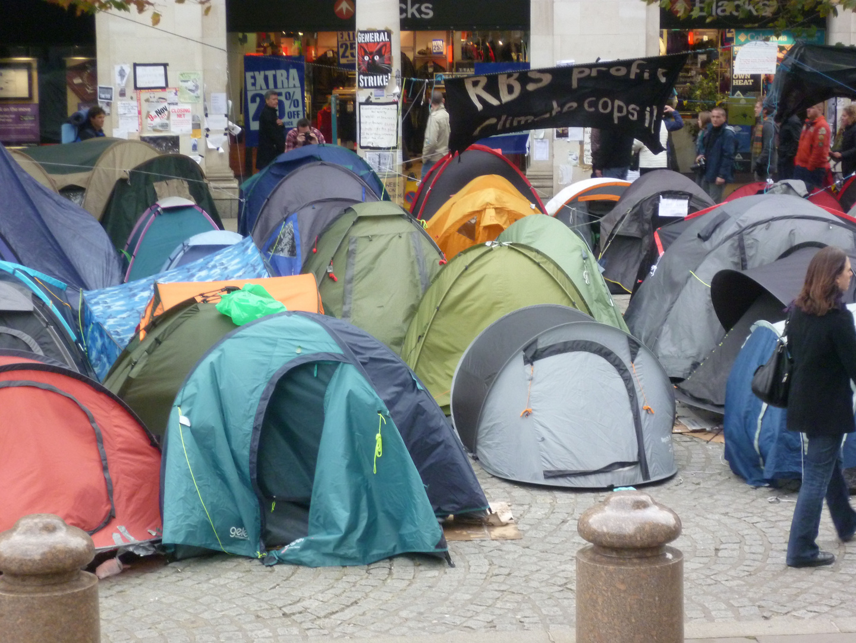Occupy , London St.Pauls