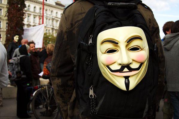 Occupy Vienna Demo