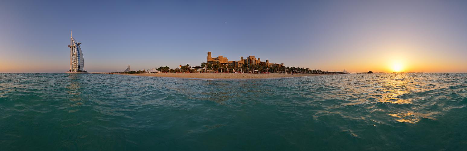 ... Ocean Sunset ...