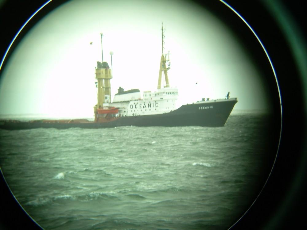 OCEANIC vor Norderney