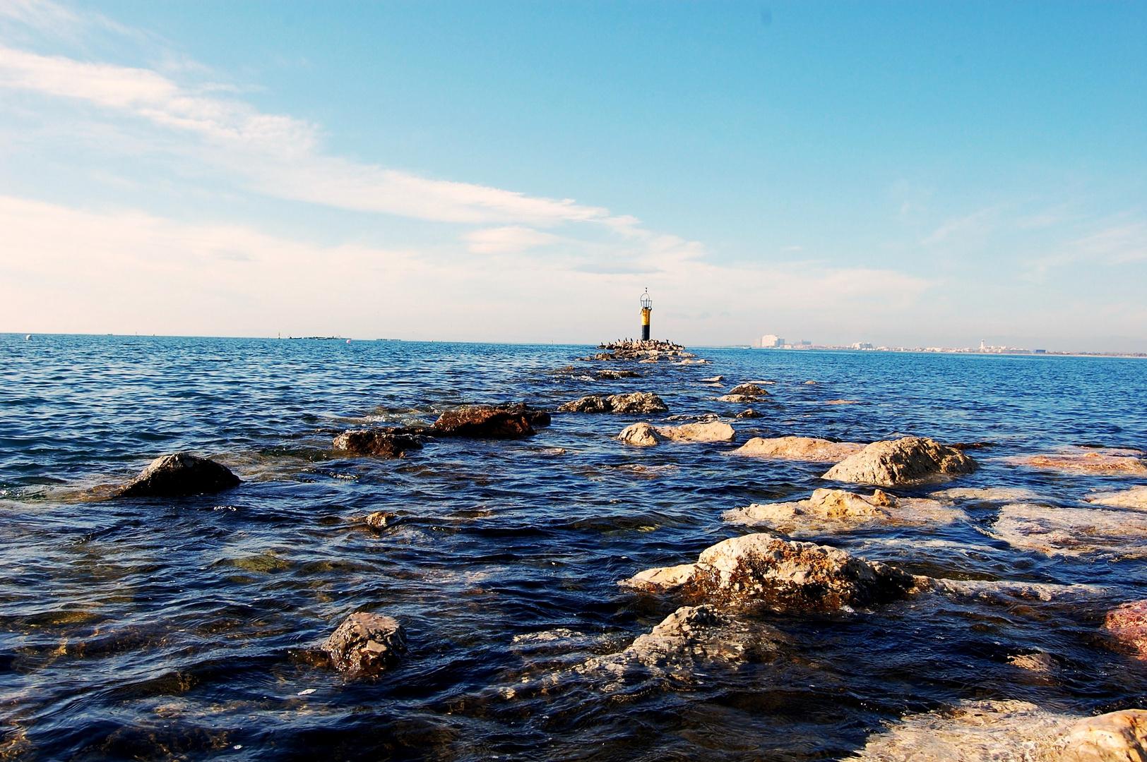oceanos de rocas