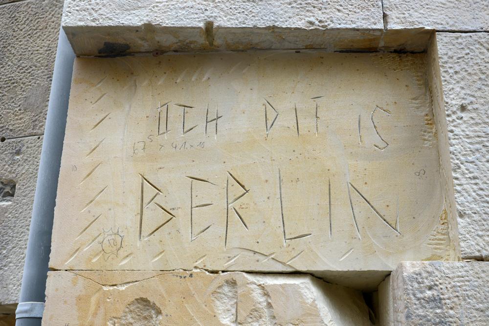 Och dit is Berlin