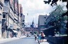 Ochsenfurt - Blick auf das Rathaus