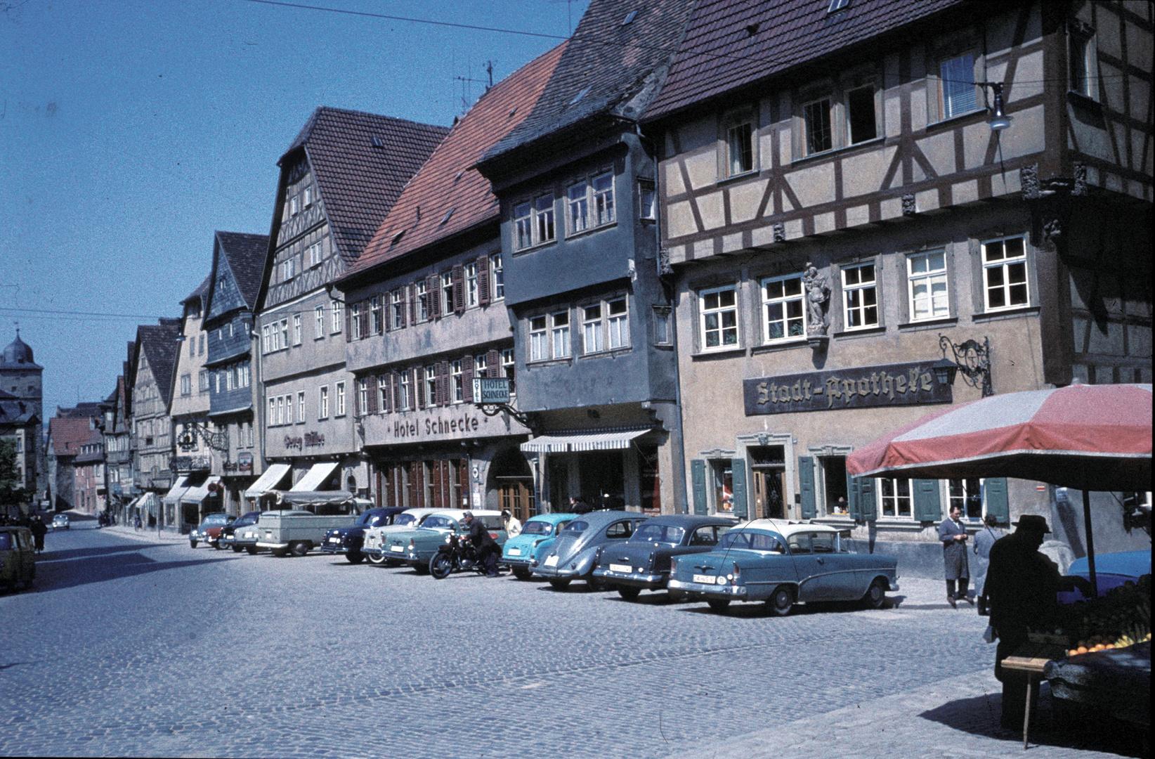 Ochsenfurt - Haupstrasse