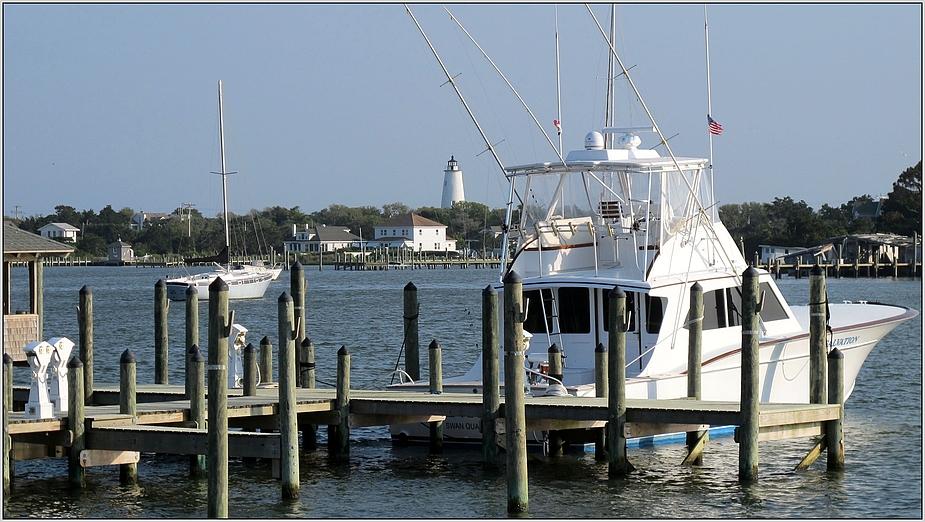 Ocracoke lighthouse 02