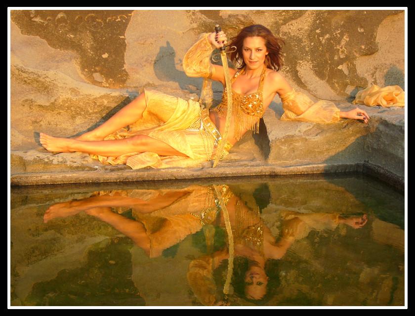 Odalisca d'oro - danza del ventre-