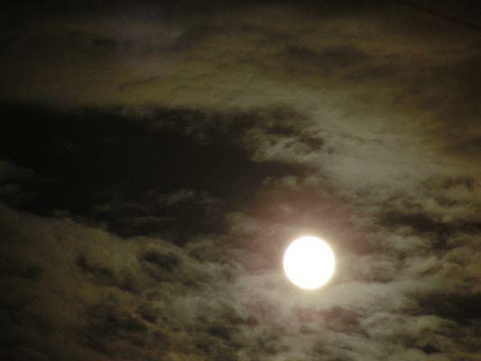 Ode à la lune