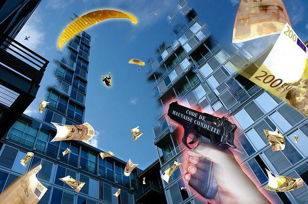 Ode aux parachutes dorés