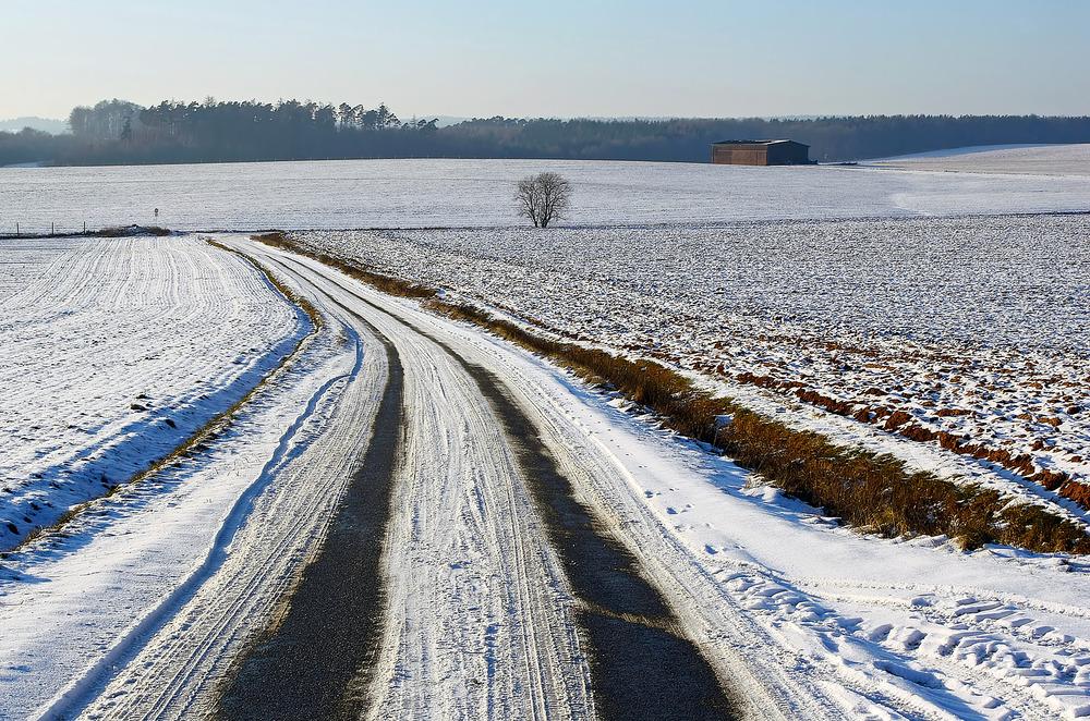 Odenwälder Winteransicht