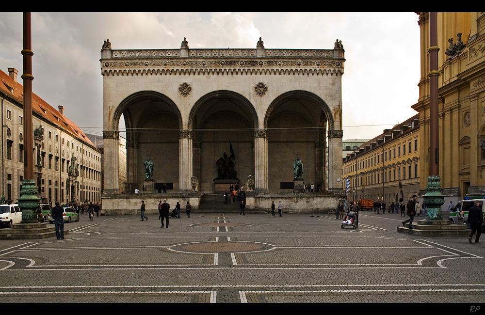 ~ Odeonsplatz ~