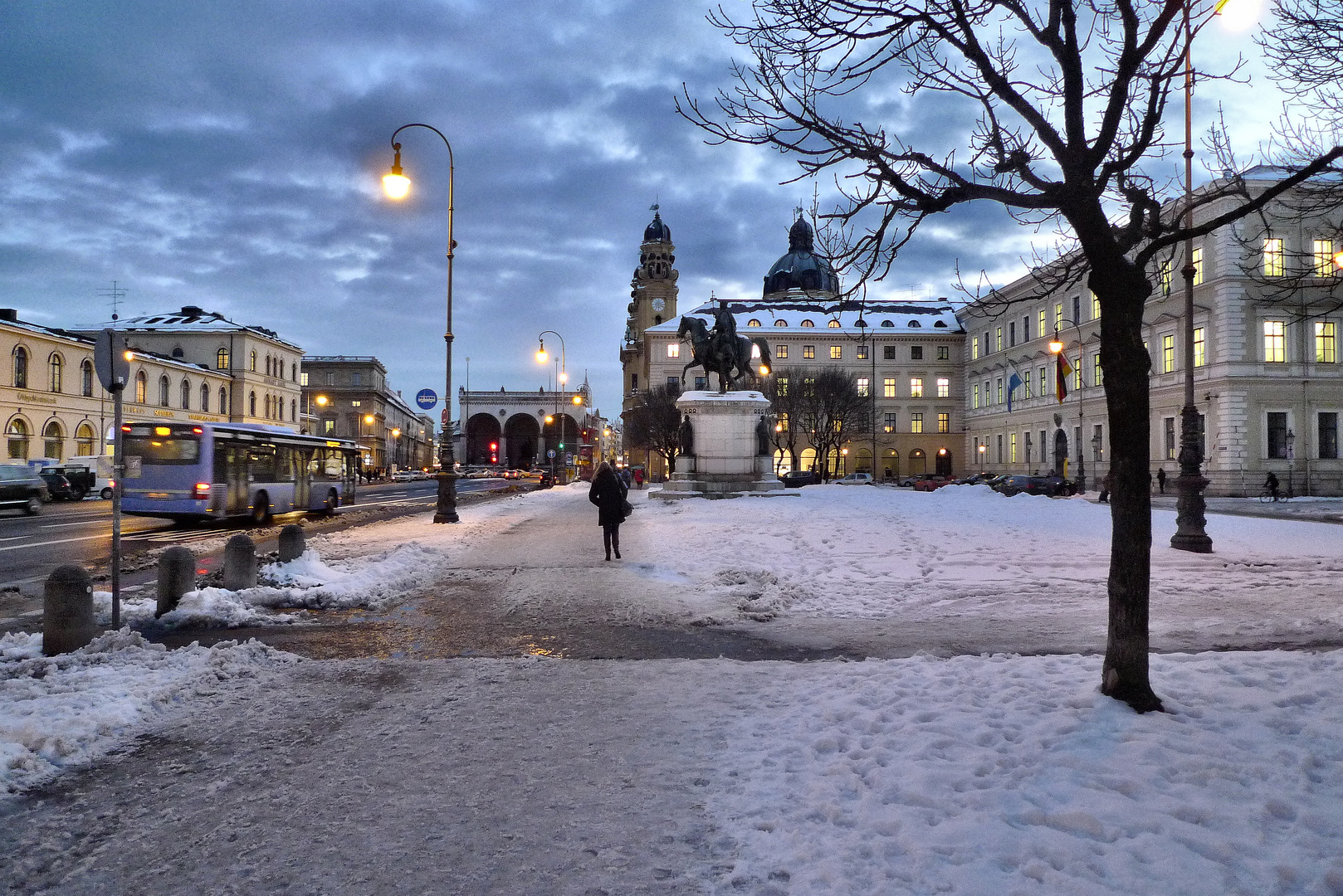 Odeonsplatz - München