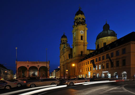 Odeonsplatz München 3