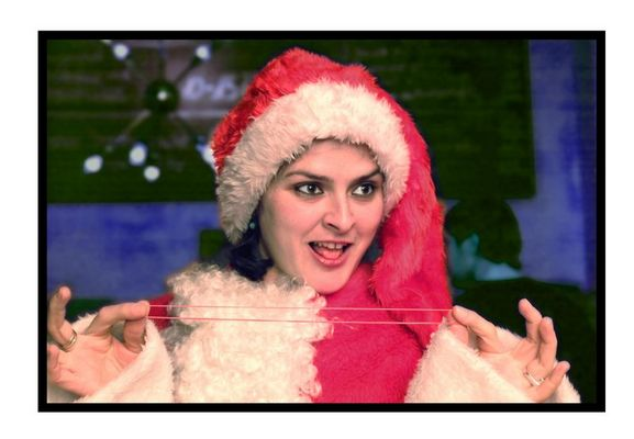 oder ist Weihnacht Weiblich