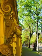 Odessa. French Boulevard. The Lion's Roaring