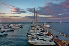 Odessa, seaport