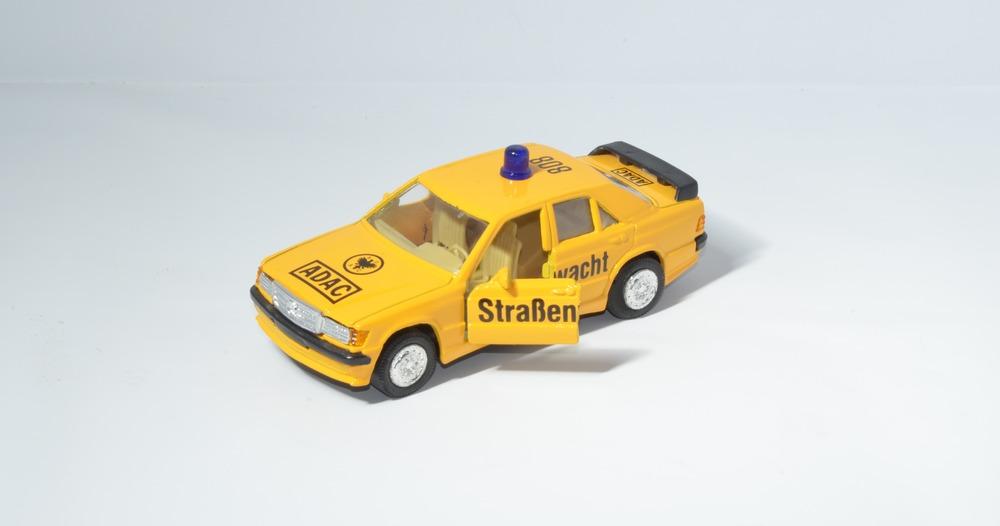 ÖAMTC Straßenwacht Fahrzeug