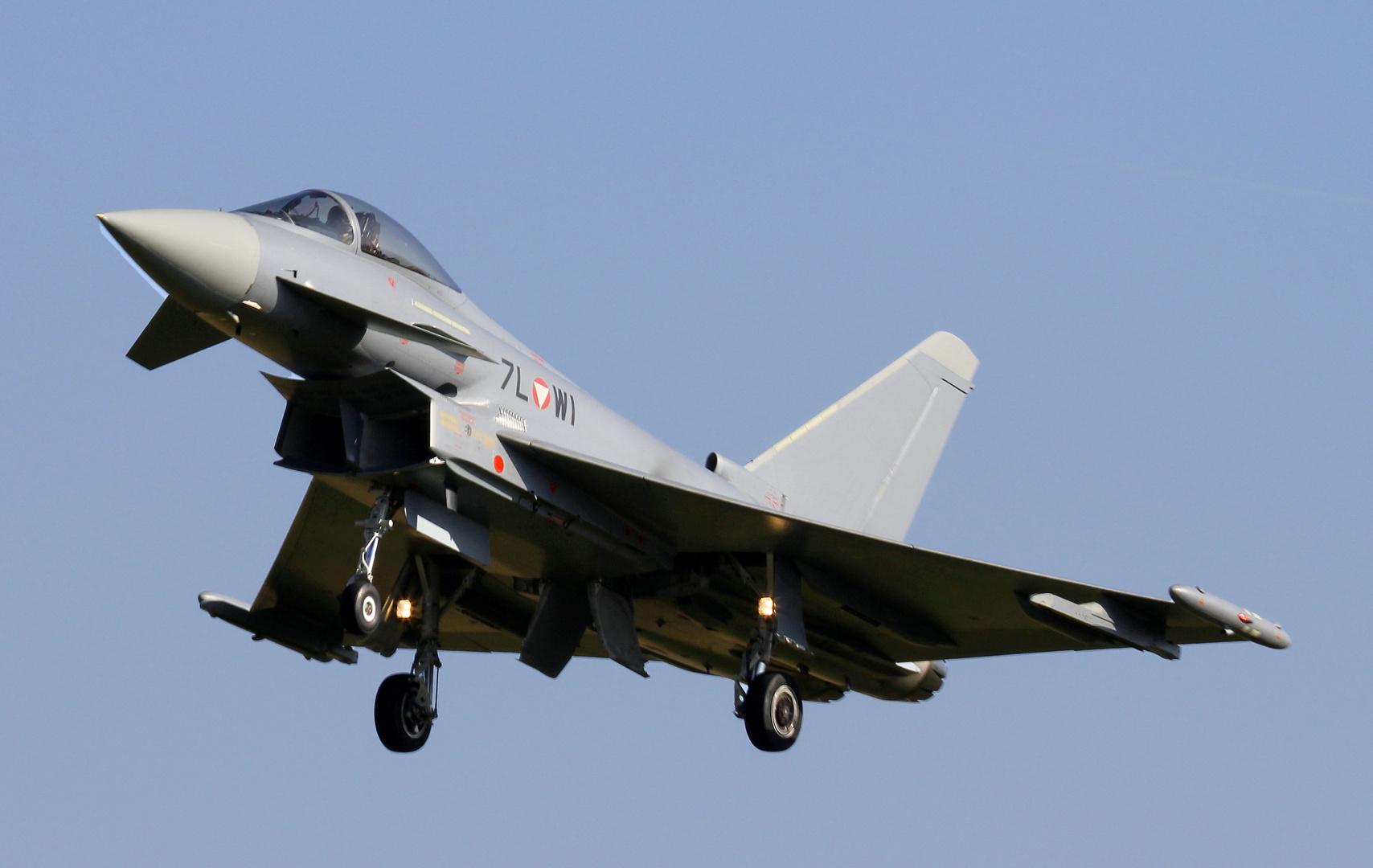 ÖBH - Eurofigter Typhoon (4)