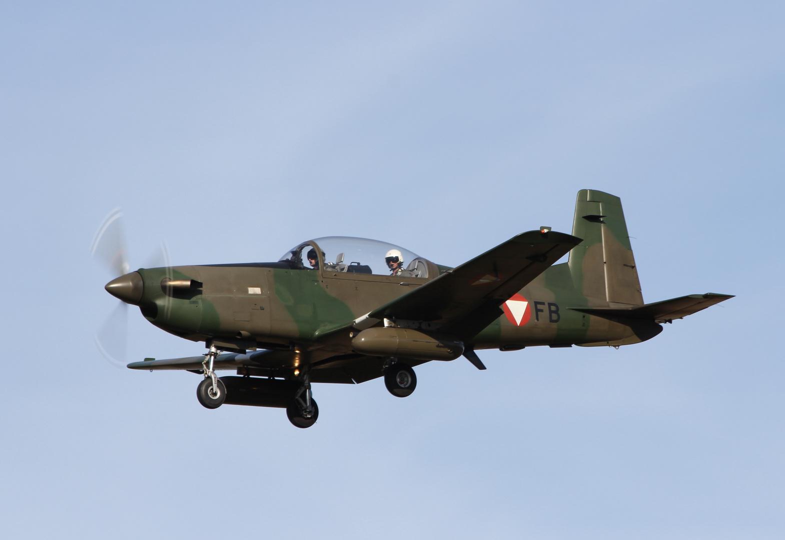 ÖBH - Pilatus PC-7 Turbo Trainer