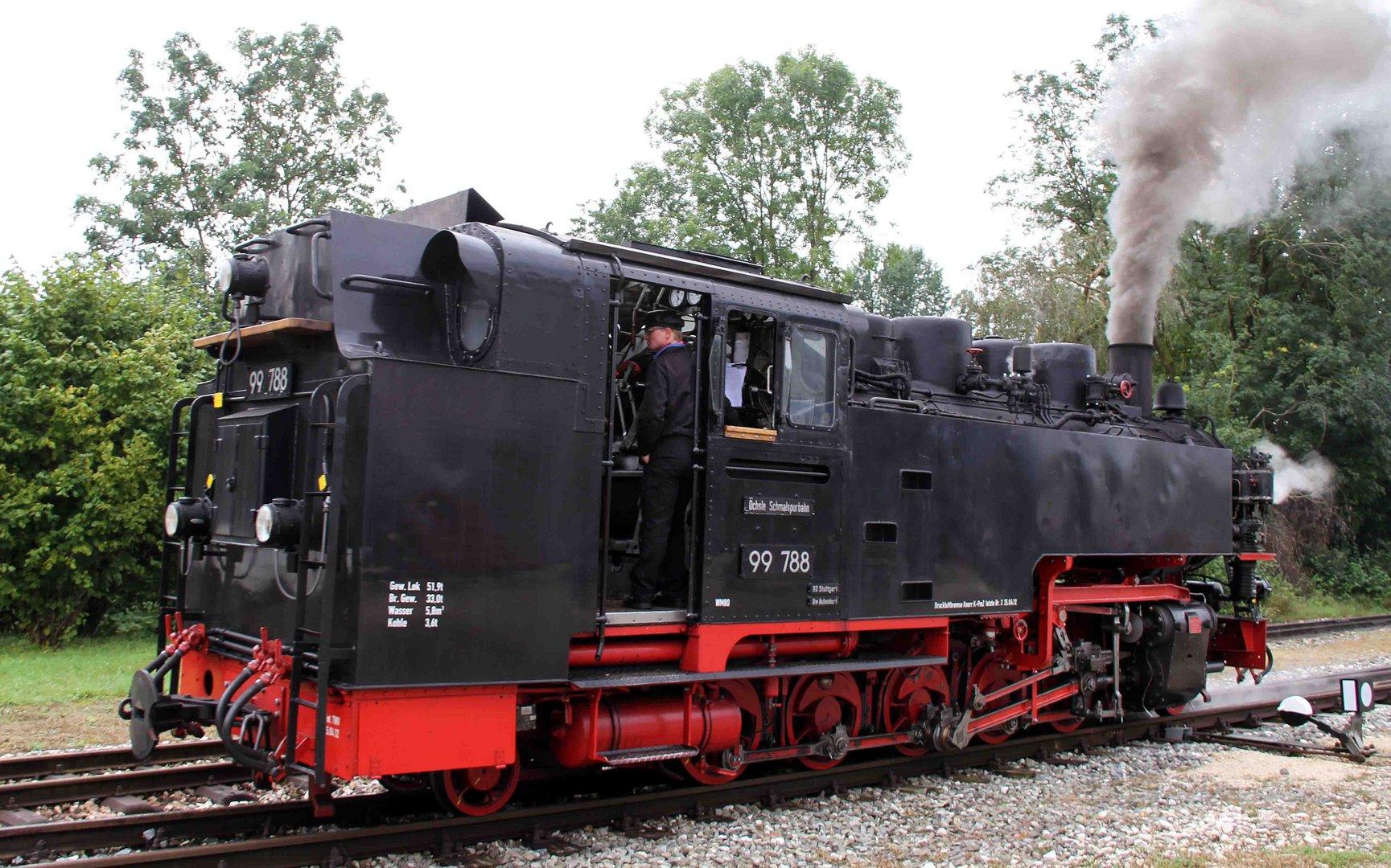 Öchsle-Lokomotive