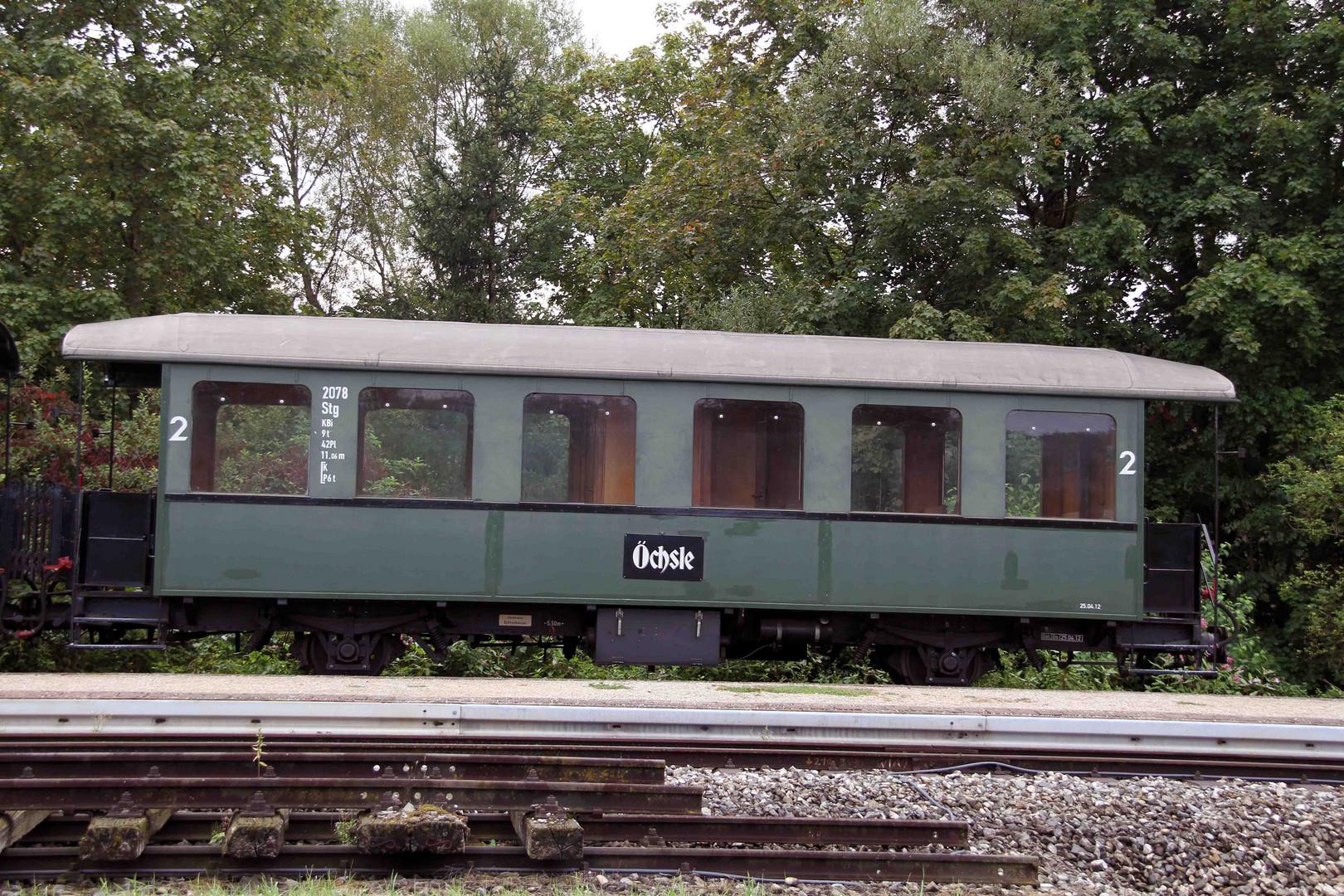 Öchsle-Wagon