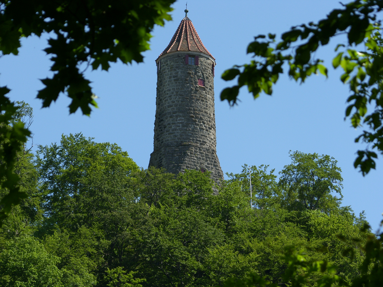 Ödenturm, Geislingen an der Steige
