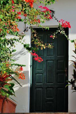 Öffne Deine Tür...