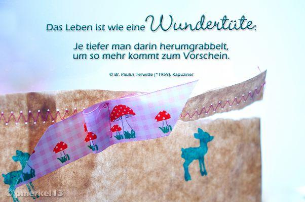 Öffne deine Wundertüte...