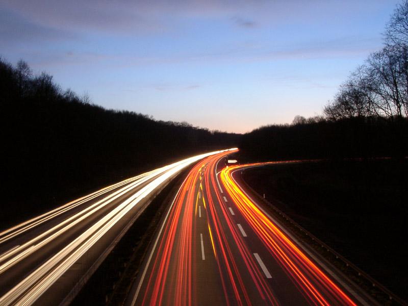 Öhm... Autobahn