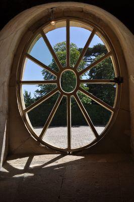 Oeil de boeuf au Petit Trianon