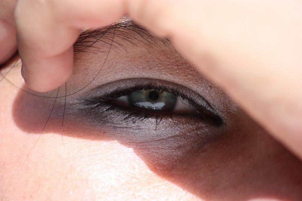 Oeil de coeur