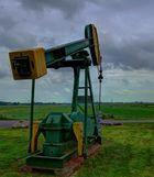Öl im Moor