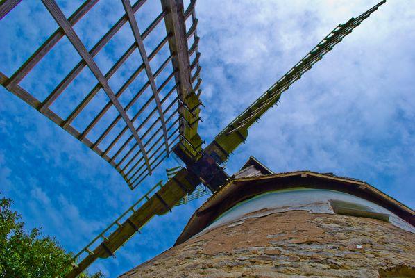 Ölands Steinmühle