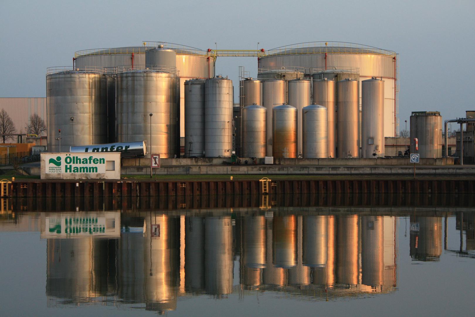 Ölhafen Hamm