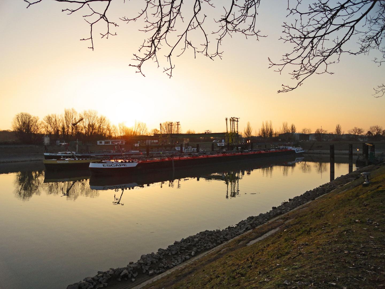 Ölhafen Speyer