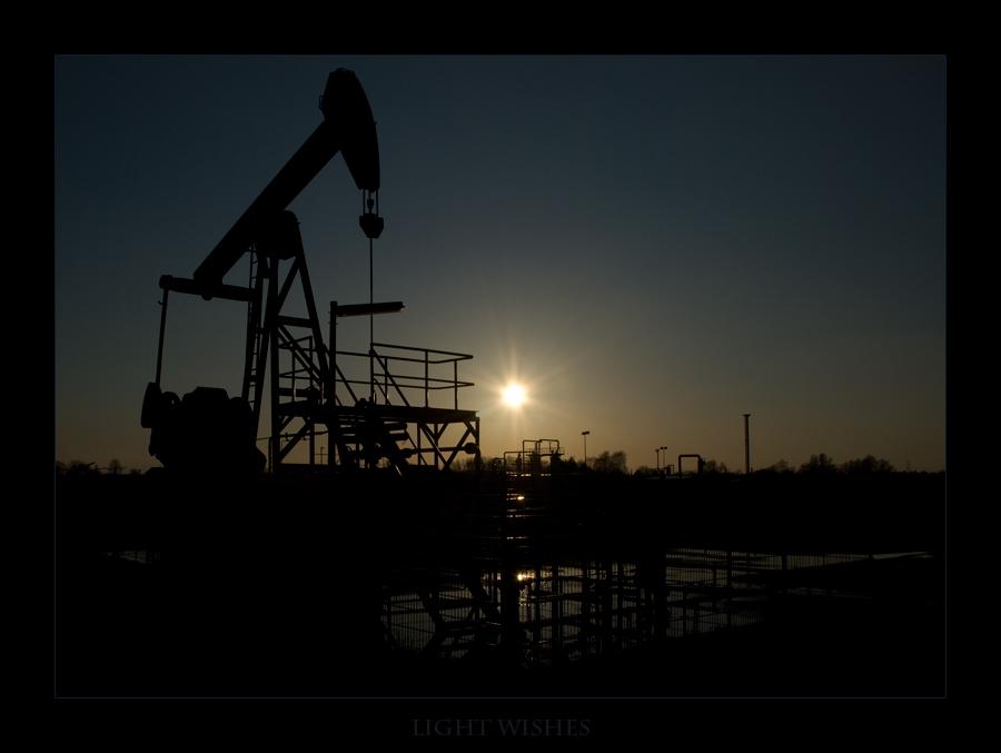 Ölpumpen haben...
