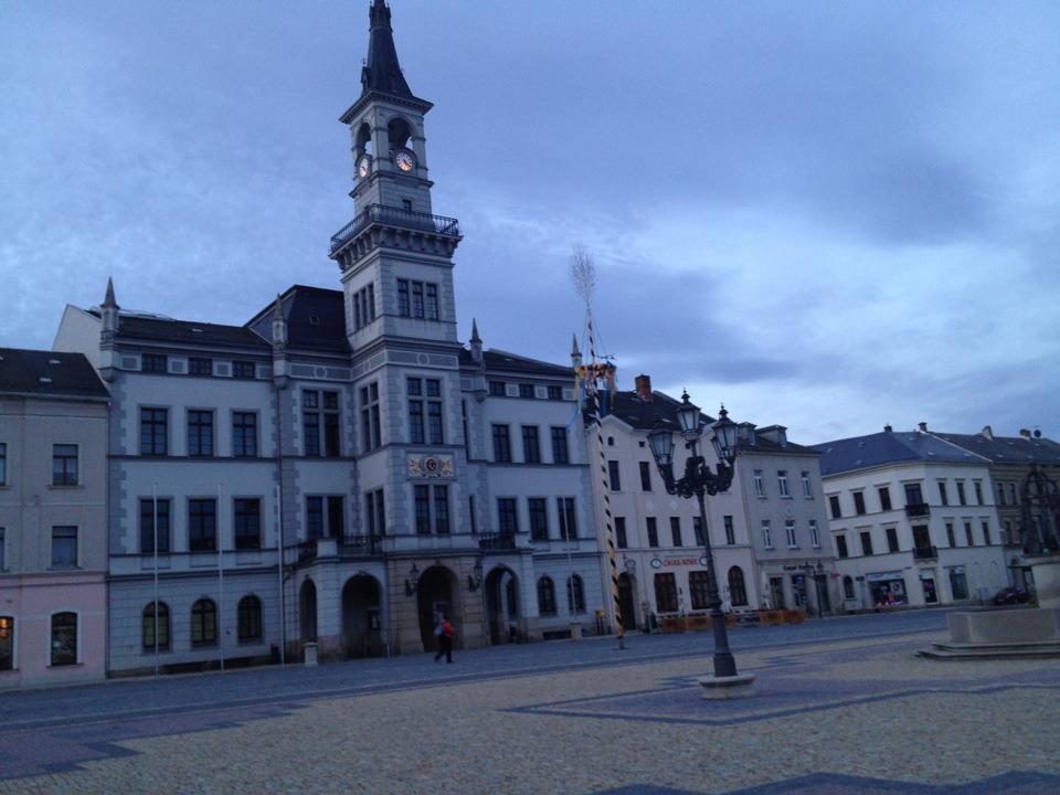 Oelsnitz am Morgen^^