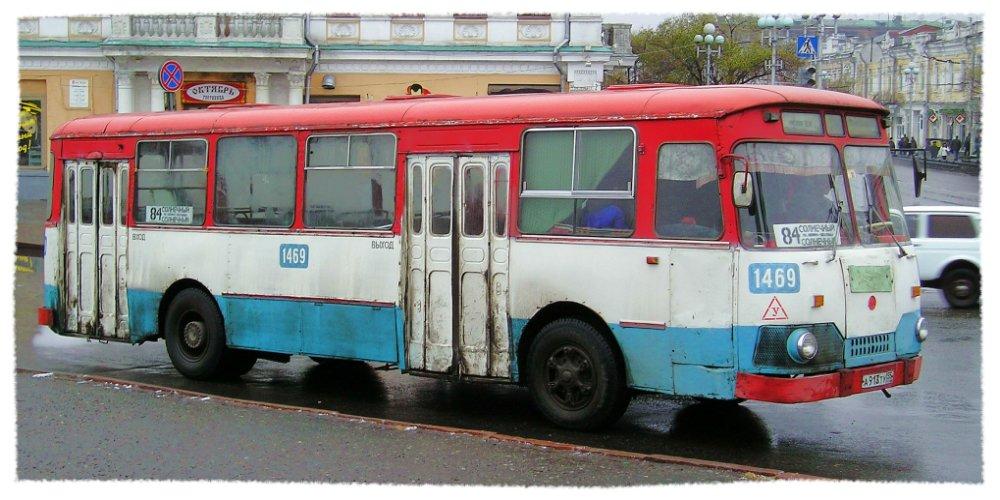 ÖPNV in Sibirien