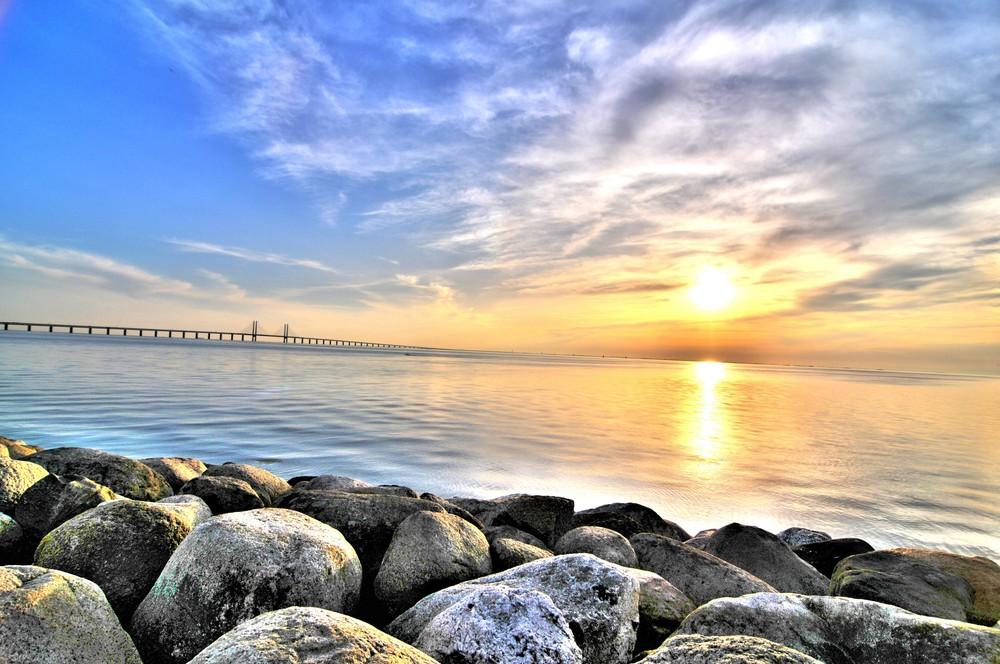 Öresund Brücke Malmö