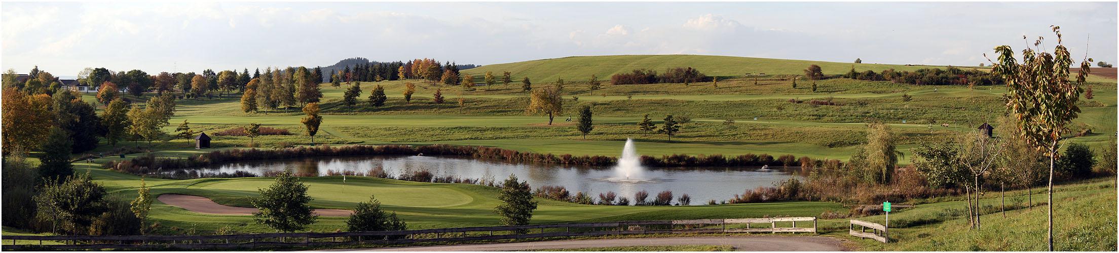 Öschberghof Golfplatz - Donaueschingen