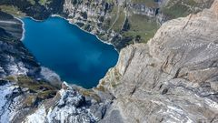 OESCHINENSEE - ein Stückchen Rocky Mountains im Berner Oberland