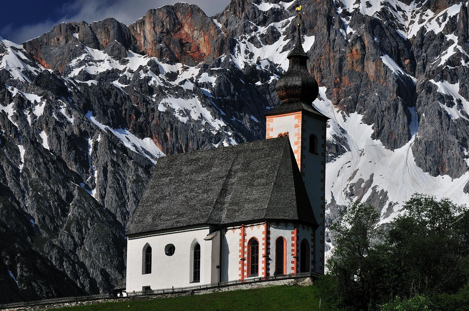 Österreich - Alpen - Dienten