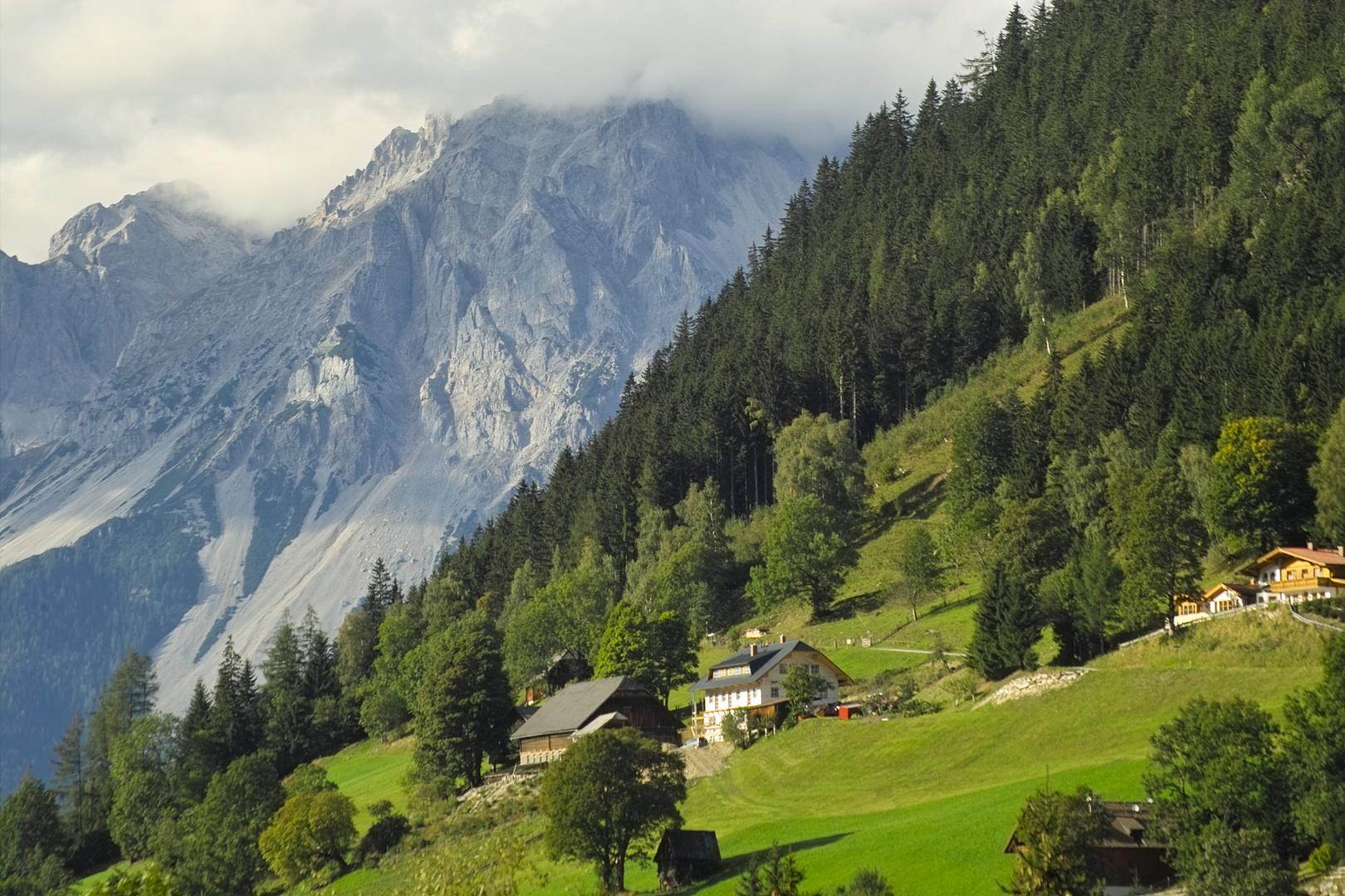 Österreich Dachstein