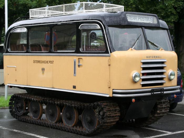 Österreichischer Postbus